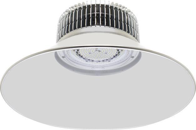 Stmievateľné (0-10V) LED priemyselné osvetlenie 50W SMD denná biela