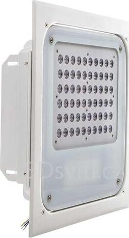 Dimmbar (0-10V) LED Leuchte mit Tankstelle 90W Tageslicht IP67 TYP B