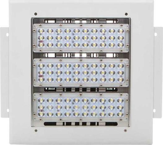 Stmievateľné (0-10V) LED svietidlo pro čerpacie stanice 100W denná biela IP67 TYP A