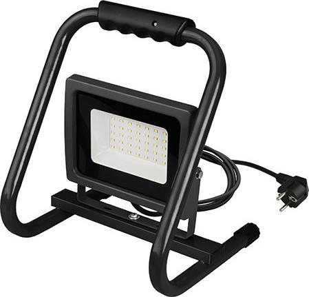 LED reflektor 30W vana handy denná biela