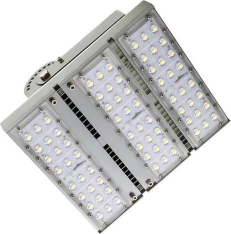 LED halové osvetlenie 90W teplá biela