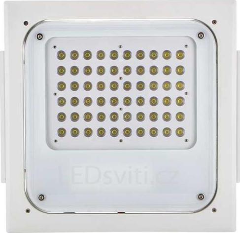 LED svietidlo pro čerpacie stanice 80W denná biela IP67 TYP B