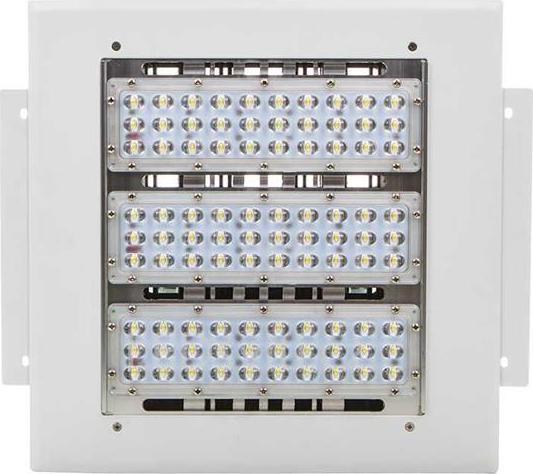 LED Leuchte mit Tankstelle 90W Tageslicht IP67 TYP A
