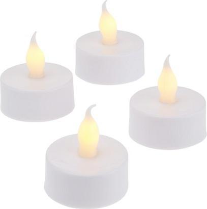Čajové sviečky 4ks 32506