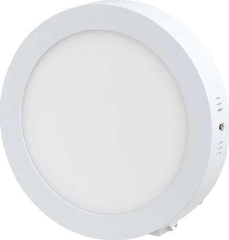 Weißes LED Aufbaupanel 175mm 12W Tageslicht