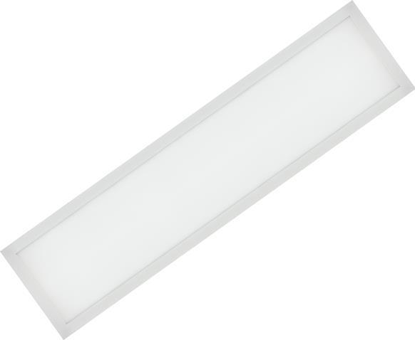 Weißes LED Einbaupanel 300 x 1200mm 36W Kaltweiß