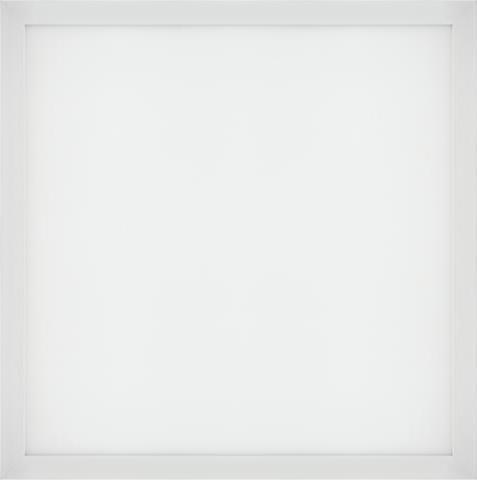Weißes LED Einbaupanel 600 x 600mm 48W Warmweiß