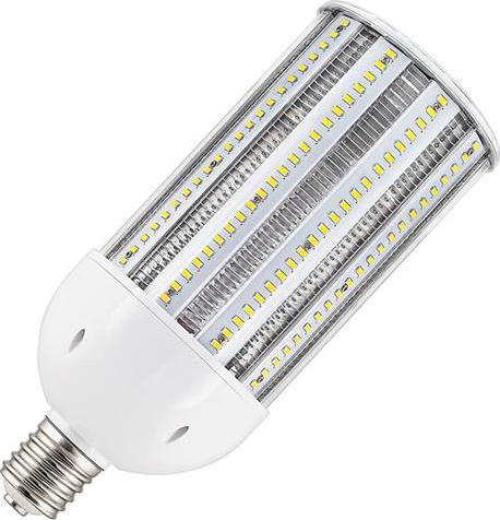 LED Lampe E40 CORN 80W Warmweiß