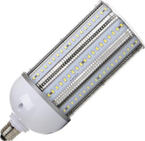 LED žiarovka E27 CORN 58W studená biela