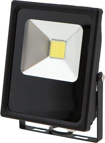 Schwarzer LED Strahler 24V 20W Tageslicht
