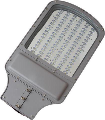 LED Straßenbeleuchtung 120W Tageslicht