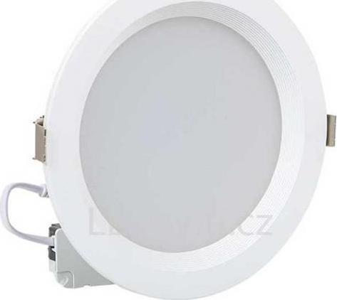 Kruhové LED kúpeľňové svietidlo 20W teplá biela