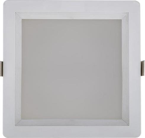 Eckige LED Badleuchte 10W Tageslicht