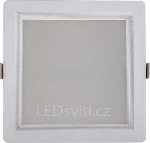Eckige LED Badleuchte 20W Tageslicht