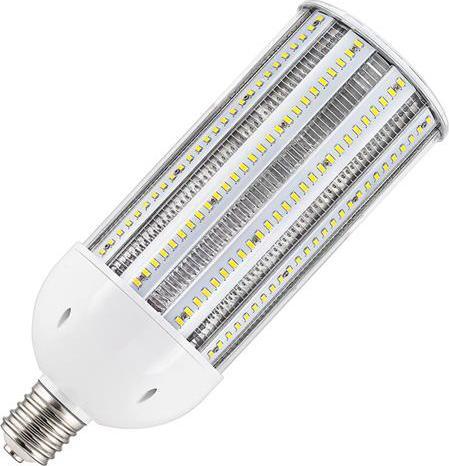 LED verejné osvetlenie žiarovka E40 100W studená biela