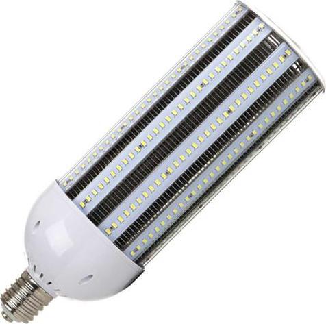 LED verejné osvetlenie žiarovka E40 120W teplá biela