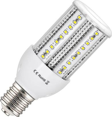 LED verejné osvetlenie žiarovka E40 28W teplá biela