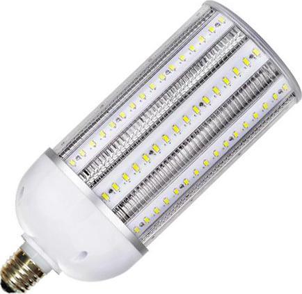 LED žiarovka verejné osvetlenie E27 48W teplá biela