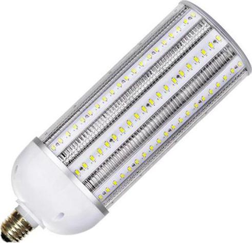 LED žiarovka verejné osvetlenie E27 58W studená biela