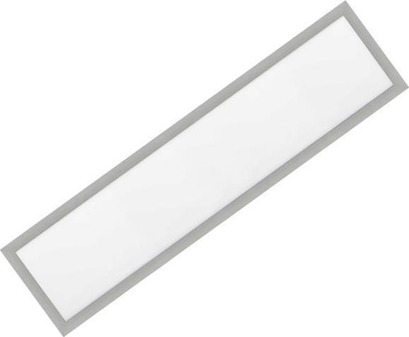 Silber LED Einbaupanel 300 x 1200mm 48W Kaltweiß