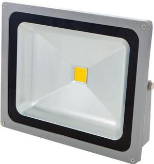 LED reflektor 24V 50W biela