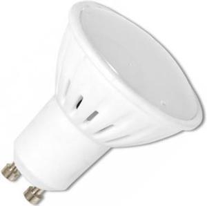 LED žiarovka GU10 7,5W teplá biela