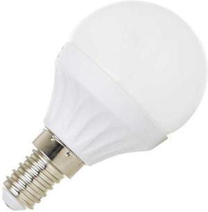 Mini LED žiarovka E14 5W biela