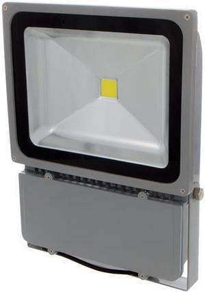 LED reflektor 100W teplá biela