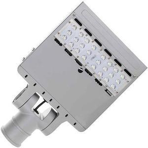LED verejné osvetlenie 60W teplá biela 48 Power LED