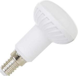 LED žiarovka E14 / R50 6,5W teplá biela