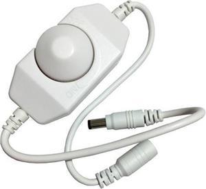 LED stmievač ECO-MAN manuálnou Premium Line white 24V 8A (192 Wattov)