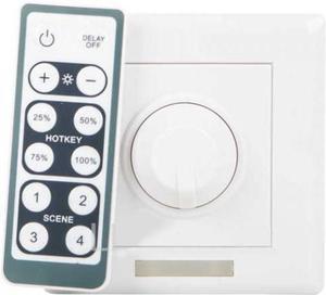 LED stmievač 230V s diaľkovým ovládáním max.330W