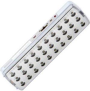 LED núdzové osvetlenie 1,2W biela