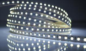 LED pásik 9,6W/m bez krytia studená biela