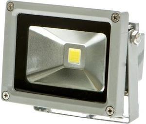 Stmievateĺný LED reflektor 10W biela