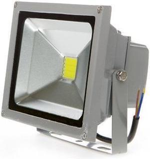 Stmievateĺný LED reflektor 20W biela
