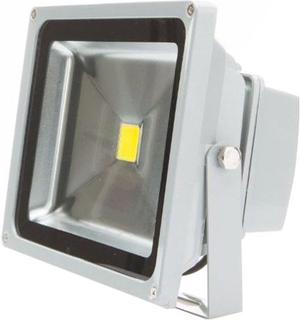 Stmievateĺný LED reflektor 30W biela