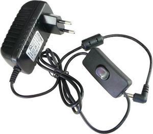 Napájací adaptér s vypínačom 12V 2A 24W IP20