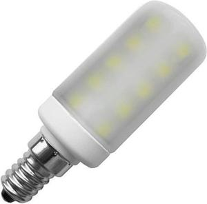 LED žiarovka E14 4W Kapsula teplá biela
