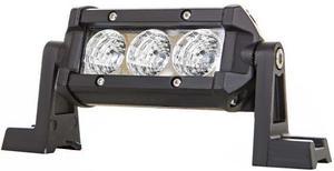 LED pracovné svetlo 3x3W BAR 10 30V DC