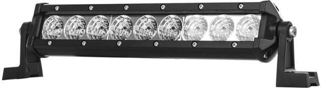 LED pracovné svetlo 9x3W BAR 10 30V DC