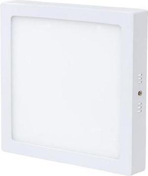 Biely prisadený LED panel 300 x 300mm 25W teplá biela