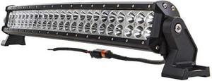 LED pracovné svetlo 198W BAR 9 30V zahnuté