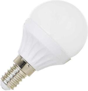 Mini LED žiarovka E14 7W biela