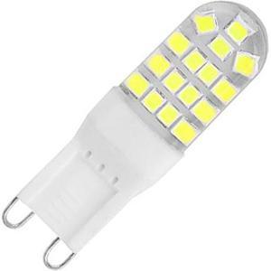 LED žiarovka G9 2,5W Kapsula studená biela