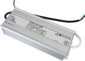 Vonkajší napájací zdroj 24V 4,2A 100W IP67