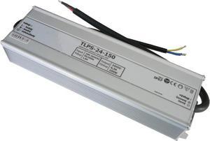 Vonkajší napájací zdroj 24V 6,3A 150W IP67