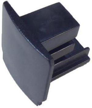 Záslepka pre čiernu 3-Fázovú lištu