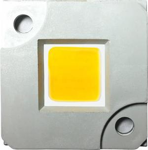 LED COB čip pre reflektor 10W teplá biela