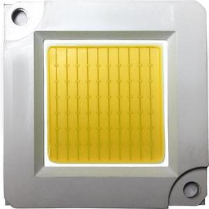 LED COB čip pre reflektor 50W teplá biela